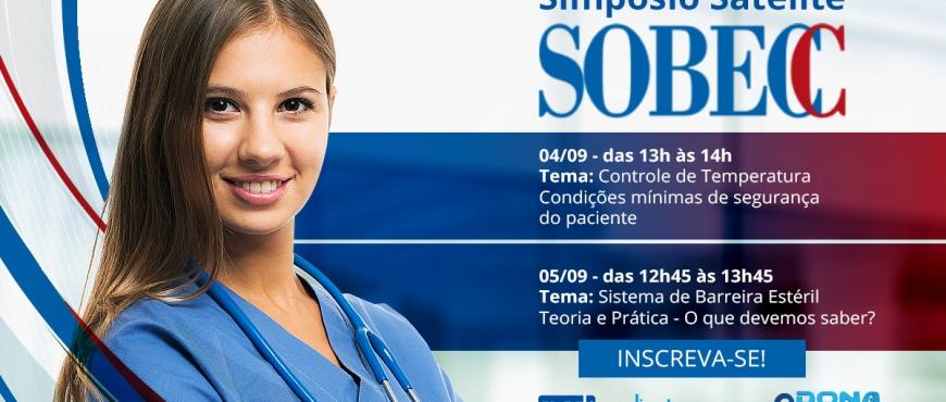 14º Congresso Brasileiro de Enfermagem - SOBECC Nacional